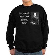 Emily Dickinson 14 Sweatshirt