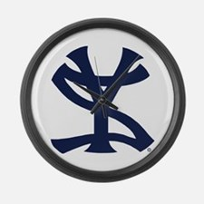 Unique Yankees Large Wall Clock