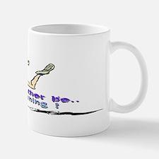 I'd Rather Be Running Mug
