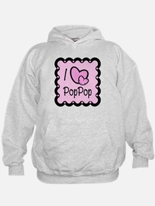 I Love Poppop Hoodie
