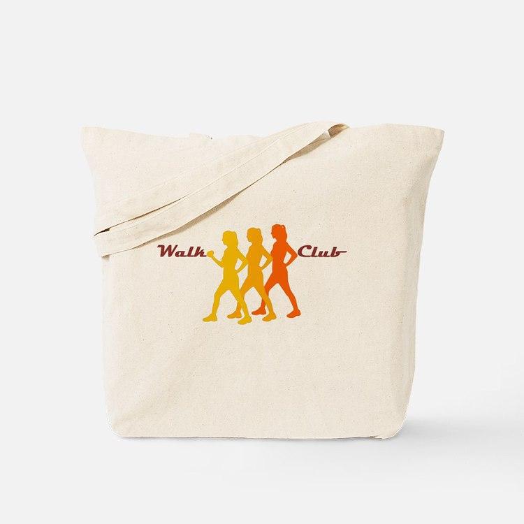Walk Club Tote Bag