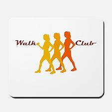 Walk Club Mousepad
