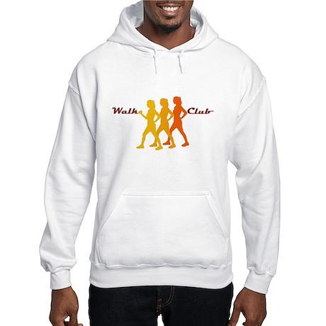 Walk Club Hooded Sweatshirt