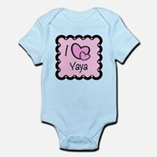 I Love YaYa Infant Bodysuit