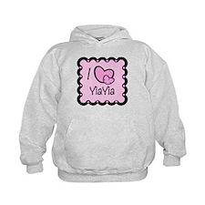 I Love YiaYia Hoodie