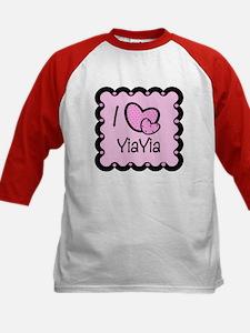 I Love YiaYia Tee