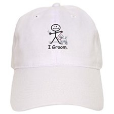 Dog Groomer Baseball Cap