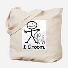 Dog Groomer Tote Bag