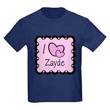 I Love Zayde T