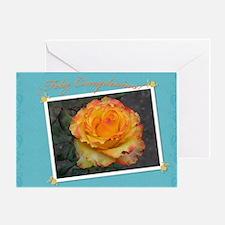 Spanish Happy Birthday Card / Feliz Cumpleanos(1)