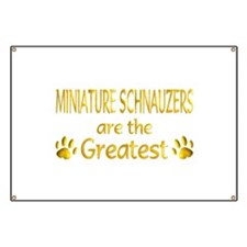Schnauzer Banner