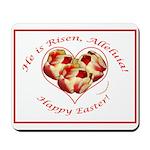 Easter Tulips Mousepad