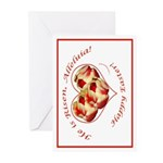 Easter Tulips Greeting Cards (Pk of 20)