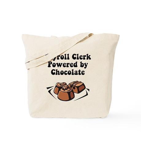 Payroll Clerk Tote Bag