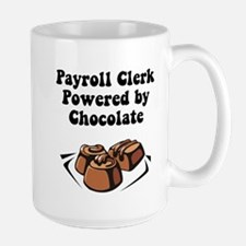 Payroll Clerk Mug
