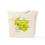 Daffodils, Rejoice Tote Bag