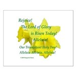 Daffodils, Rejoice Small Poster