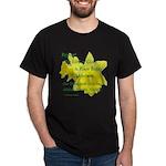 Daffodils, Rejoice Dark T-Shirt