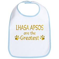 Lhasa Apso Bib