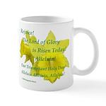 Daffodils, Rejoice Right Mug