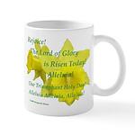 Daffodils, Rejoice Mug