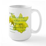 Daffodils, Rejoice Large Mug