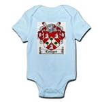 Collyer Coat of Arms Infant Creeper