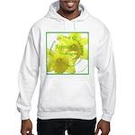 Rejoice, Multi Languages Hooded Sweatshirt