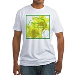 Rejoice, Multi Languages Fitted T-Shirt