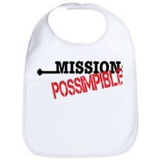 Mission Possimpible Bib