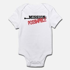 Mission Possimpible Infant Bodysuit