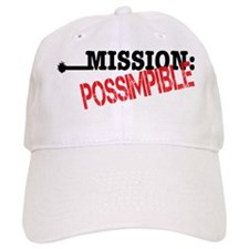 Mission Possimpible Baseball Cap