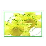 Rejoice, Multi Languages Postcards (Package of 8)