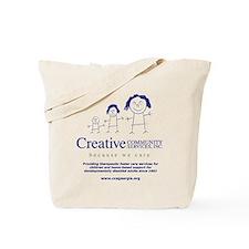 Cute Community service Tote Bag
