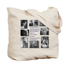 Funny Foster care Tote Bag