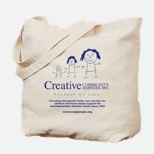 Cool Foster care Tote Bag