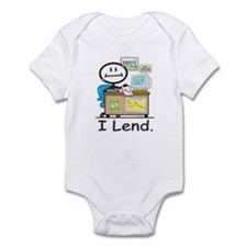BB Loan Officer Infant Bodysuit