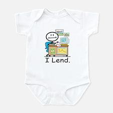 BB Loan Officer Infant Bodysuit
