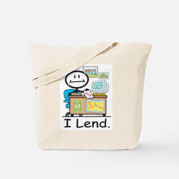 BB Loan Officer Tote Bag