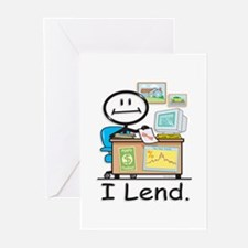 BB Loan Officer Greeting Cards (Pk of 10)
