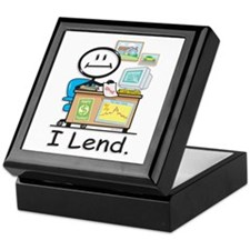 BB Loan Officer Keepsake Box