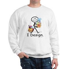 BusyBodies Gift Basket Designer Sweatshirt