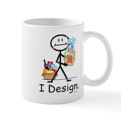 BusyBodies Gift Basket Designer Mug