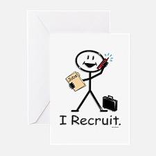 Recruiter Greeting Cards (Pk of 10)
