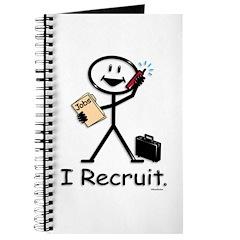 Recruiter Journal