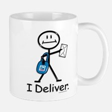 BusyBodies Mail Carrier Mug