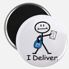BusyBodies Mail Carrier Magnet