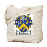 Condron Coat of Arms Tote Bag