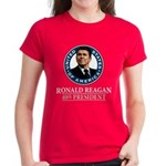 Ronald Reagan Women's Dark T-Shirt