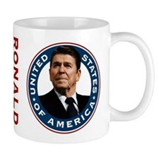 Ronald Reagan Small Mug